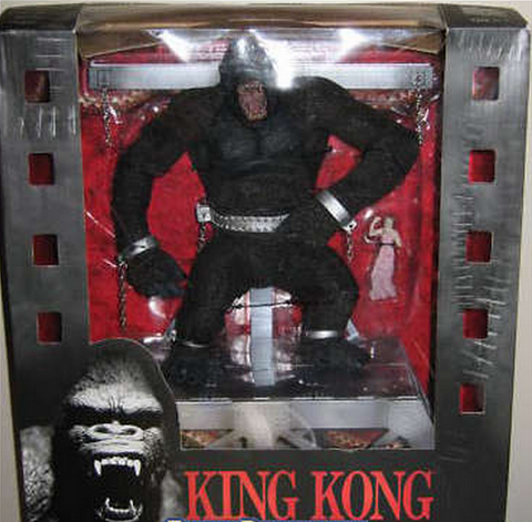 McFarlane - King Kong Boxed Set
