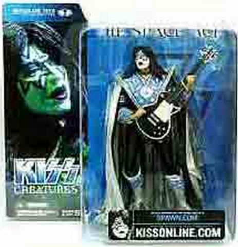 McFarlane - KISS Creatures - Space Ace
