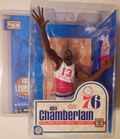 McFarlane - NBA Legends - Wilt Chamberlain