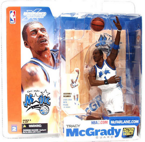 McFarlane - NBA Series 2 - Tracy McGrady