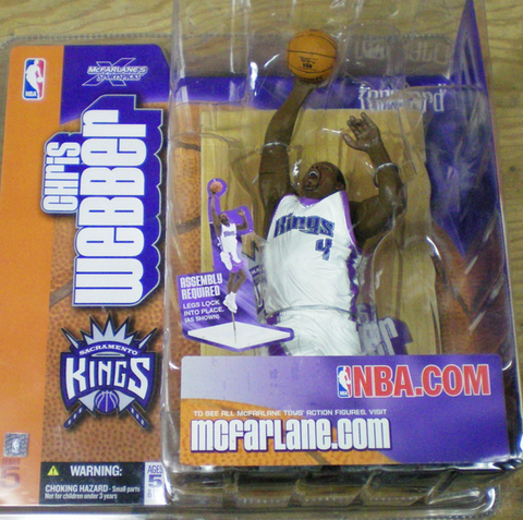 McFarlane - NBA Series 5 - Chris Webber