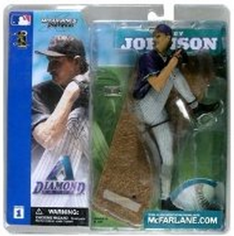 McFarlane - MLB Series 1 - Randy Johnson