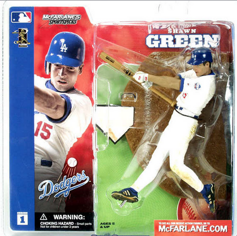 McFarlane - MLB Series 1 - Shawn Green