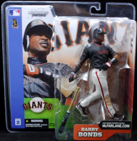 McFarlane - MLB Series 2 - Barry Bonds