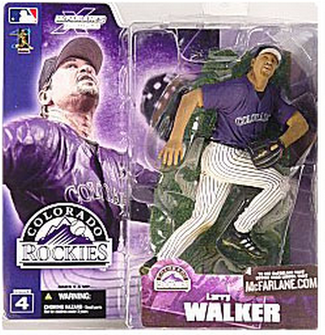 McFarlane - MLB Series 4 - Larry Walker