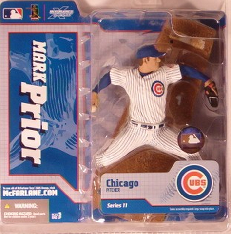 McFarlane - MLB Series 11 - Mark Prior 2