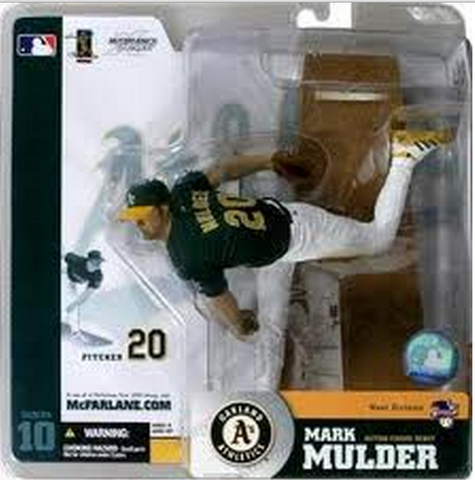 McFarlane - MLB Series 10 - Mark Mulder