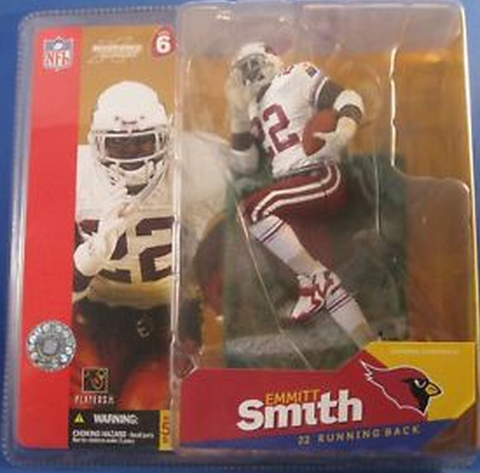 McFarlane - NFL Series 6 - Emmitt Smith 2