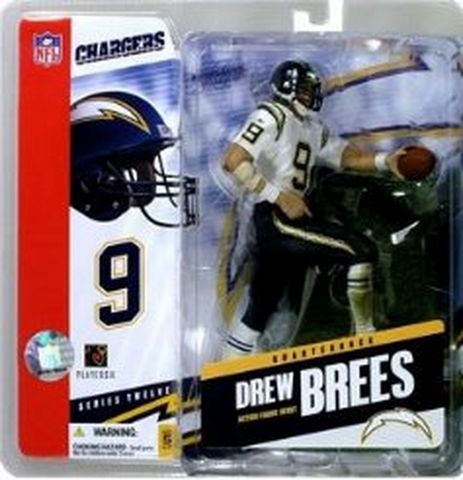 McFarlane - NFL Series 12 - Drew Brees