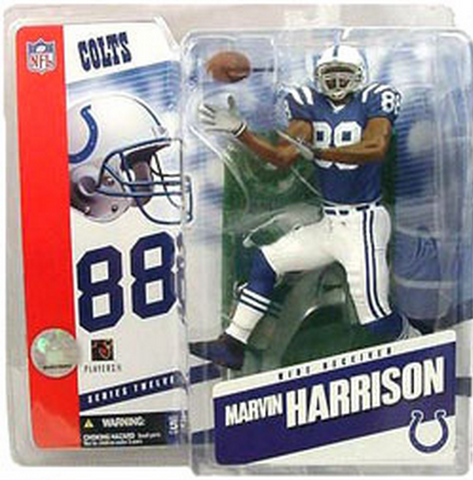 McFarlane - NFL Series 12 - Marvin Harrison 2