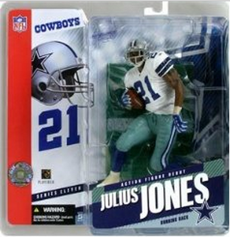 McFarlane - NFL Series 11 - Julius Jones