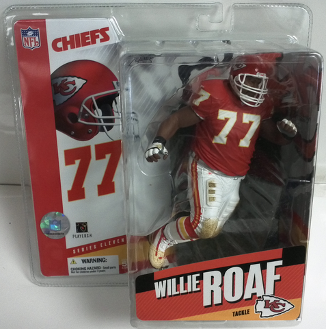 McFarlane - NFL Series 11 - Willie Roaf