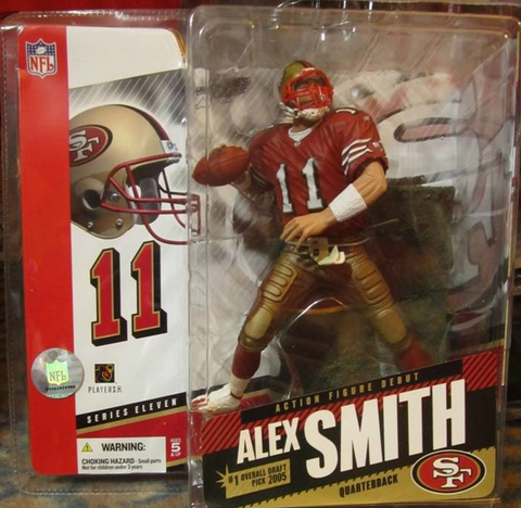 McFarlane - NFL Series 11 - Alex Smith