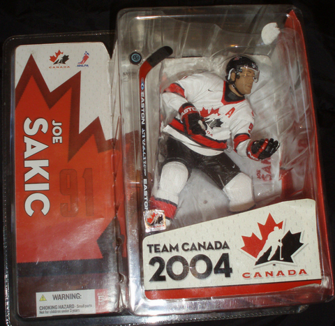 McFarlane - NHL Team Canada - Joe Sakic