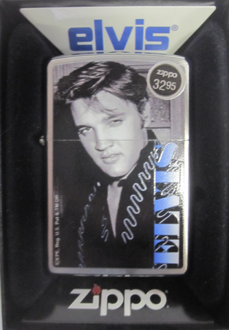 Zippo Lighter - Music - Elvis Blue