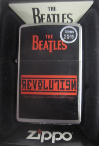 Zippo Lighter - Music - The Beatles Revolution