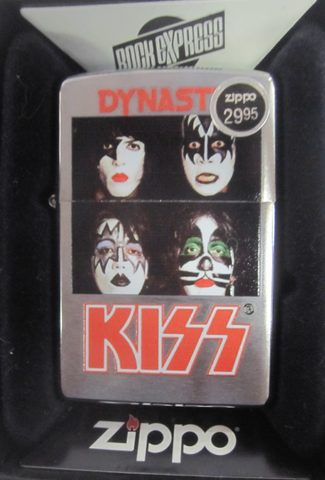 Zippo Lighter - Music - Kiss Dynasty