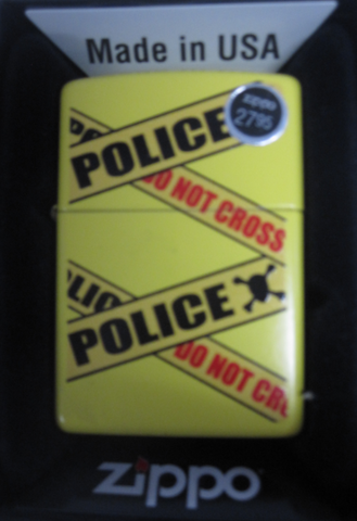 Zippo Lighter - Other - Caution