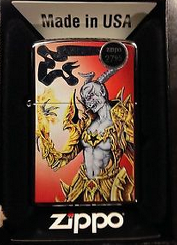 Zippo Lighter - Other - Devil Tarot Card