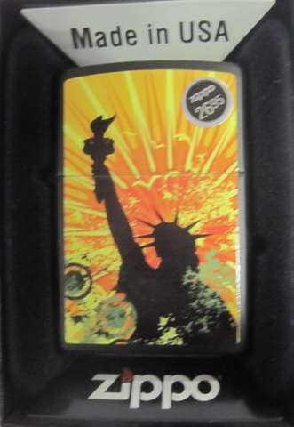 Zippo Lighter - Other - Statue of Liberty