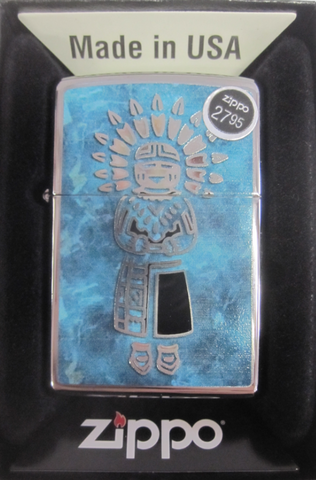 Zippo Lighter - Other - Indian