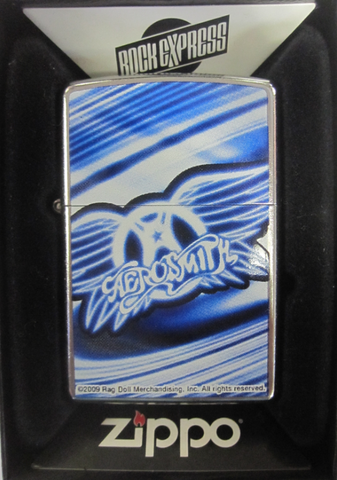 Zippo Lighter - Music - Aerosmith