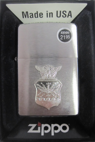 Zippo Lighter - Military - Air Force Reserve Command Emblem