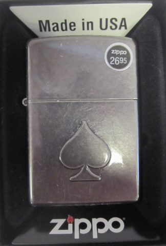 Zippo Lighter - Other - Stamped Spade