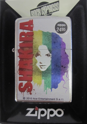Zippo Lighter - Music - Rainbow Shakira