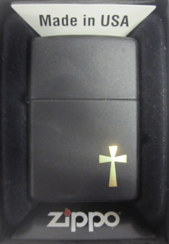 Zippo Lighter - Other - Cross