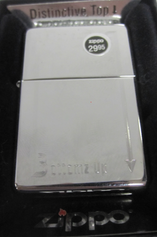 Zippo Lighter - Other - Bottomz Up