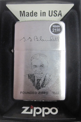 Zippo Lighter - Other - Founder's Lighter
