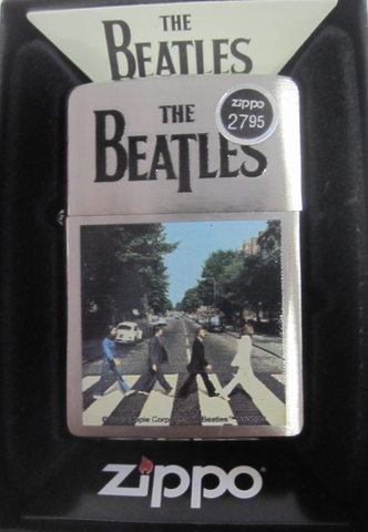 Zippo Lighter - Music - The Beatles Abbey Road