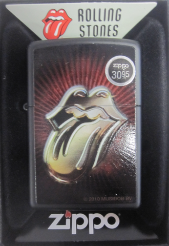 Zippo Lighter - Music - Rolling Stones Tongue