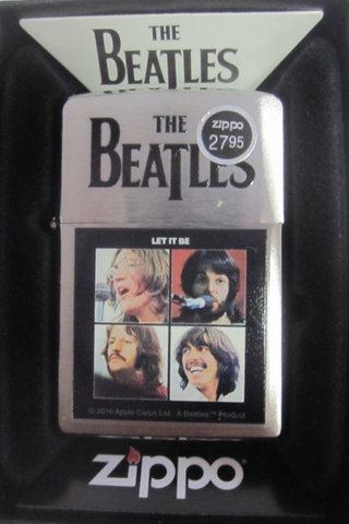 Zippo Lighter - Music - The Beatles Let It Be