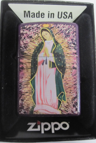 Zippo Lighter - Other - Blessed Mother