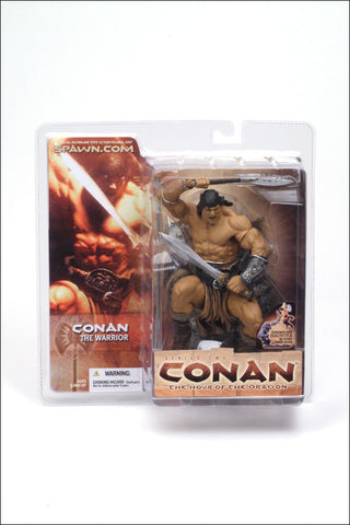 McFarlane - Conan Series 2: Hour of the Dragon - Conan the Warrior