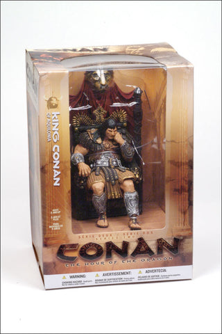 McFarlane - Conan Series 2: Hour of the Dragon - King Conan of Aquilonia