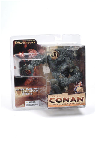 McFarlane - Conan Series 2: Hour of the Dragon - Man Eating Hunter of the Pits