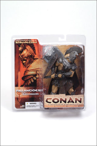 McFarlane - Conan Series 2: Hour of the Dragon - Pallantides of the Black Dragons