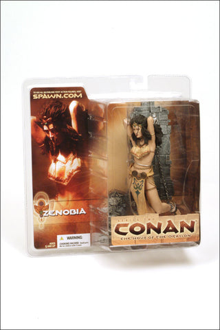 McFarlane - Conan Series 2: Hour of the Dragon - Zenobia