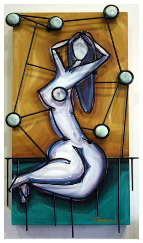 Ken Farkash - 2011 - Decorative Nude