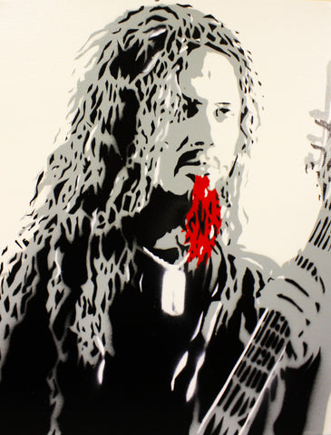 Alex Cole Jr. - 2012 - Dimebag Darrell