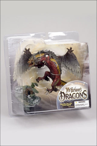 McFarlane - Dragons Series 2: Quest for the Lost King - Fire Dragon Clan 2
