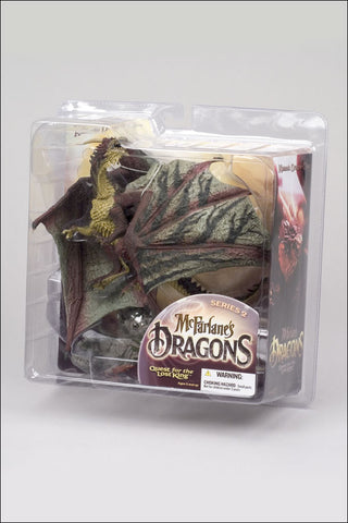 McFarlane - Dragons Series 2: Quest for the Lost King - Komodo Dragon Clan 2
