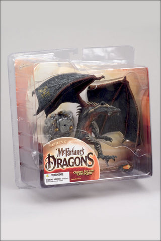 McFarlane - Dragons Series 2: Quest for the Lost King - Sorcerers Dragon Clan 2