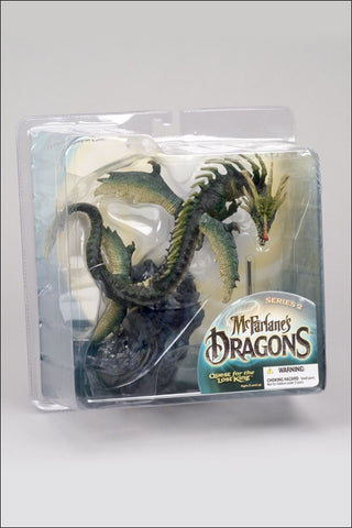 McFarlane - Dragons Series 2: Quest for the Lost King - Water Dragon Clan 2