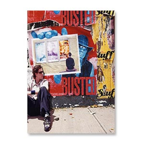 DMB - Busted Stuff Poster