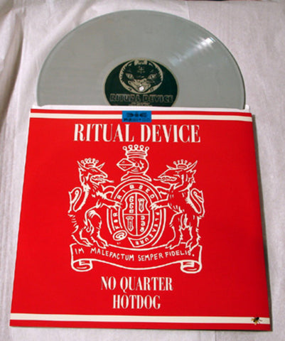 "Kill Dozer ""Ritual Device"" 1995 Rare Colored Vinyl Art By Kozik"