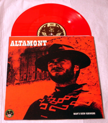 "Altamont ""Dead Or Alive"" 1997 Colored Vinyl Art By Kozik"